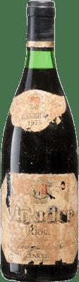 39,95 € Envoi gratuit | Vin rouge Bodegas Bilbaínas Viña Zaco Viñador Reserva D.O.Ca. Rioja Espagne Tempranillo Bouteille 75 cl