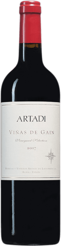 19,95 € Envío gratis   Vino tinto Artadi Viñas de Gain D.O. Navarra Navarra España Tempranillo Botella 75 cl