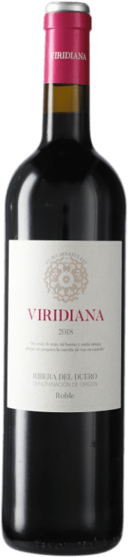 7,95 € Free Shipping | Red wine Dominio de Atauta Viridiana D.O. Ribera del Duero Castilla y León Spain Bottle 75 cl