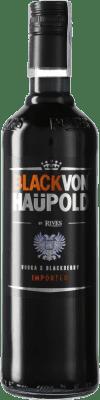 9,95 € Envío gratis | Vodka Rives Von Haupold Black España Botella 70 cl